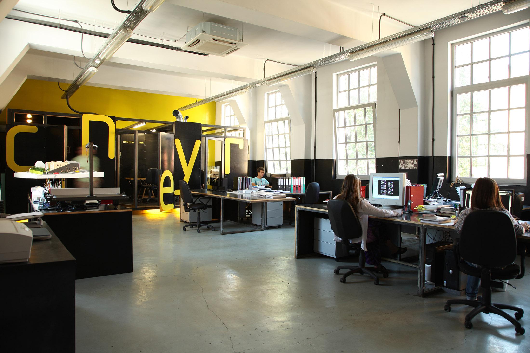 Conveyer office - Office industrial ...